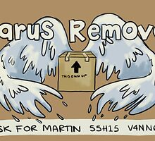 Icarus Removals by stitchlock