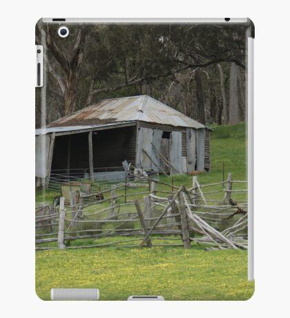 Rustic Ruin iPad Case/Skin