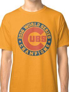 cubs 2016 Classic T-Shirt