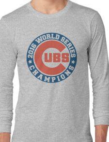 cubs 2016 Long Sleeve T-Shirt