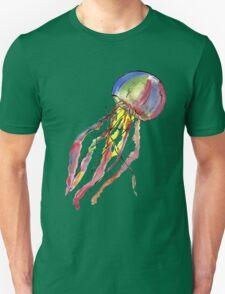 Watercolor Jellyfish Unisex T-Shirt