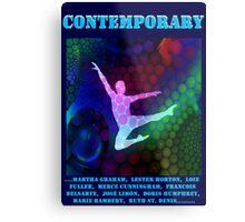 Contemporary Greats Metal Print