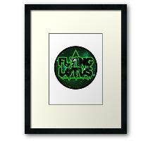 Flying Lotus 2 Framed Print