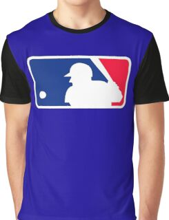 baseball Graphic T-Shirt