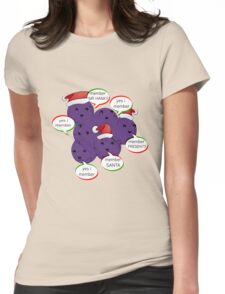 MEMBERBERRIES MEMBER CHRISTMAS  LIMITED eDITION 250 aVAILABLE  Womens Fitted T-Shirt