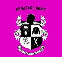 Armitage Army CoA -txt- by CircusDoll