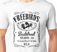 Fabulous Freebirds Jack Daniels-style  Unisex T-Shirt