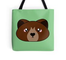 Cute little brown bear - Forest animal collection Tote Bag