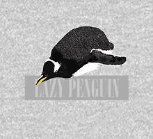 Lazy Penguin Unisex T-Shirt