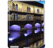 Strasbourg Vauban Dam, France iPad Case/Skin
