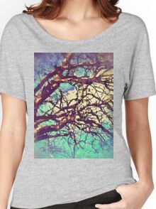 Branches Against a Gentle Sky Women's Relaxed Fit T-Shirt