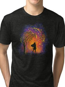 Colours Of The Wind Tri-blend T-Shirt