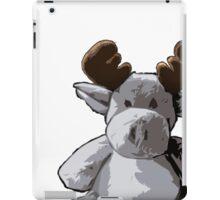 Lanlan the Moose iPad Case/Skin