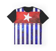 Raise the Flag - Free West Papua  Graphic T-Shirt