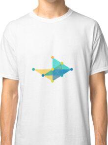'Symmetrical' Rhombus Classic T-Shirt