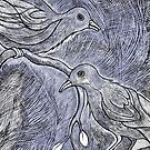 Birds on Branches by Ivana Redwine