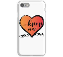 KPOP SARANGHEART K-POP iPhone Case/Skin