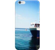 Cretan Boat iPhone Case/Skin