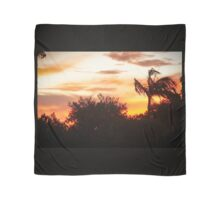 Sunset in belmont Scarf