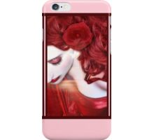 Force of Creation - Self Portrait iPhone Case/Skin