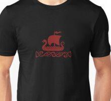 Dragon Boat - Red Unisex T-Shirt