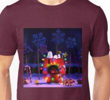 CHARLIE BROWN PEANUTS SNOOPY XMAS MATA 1 Unisex T-Shirt