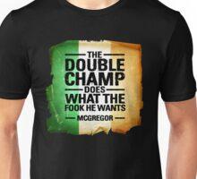 McGregor - Double Champ Unisex T-Shirt