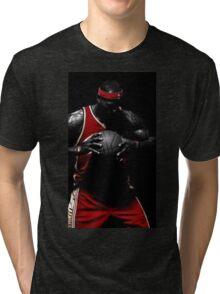 lebron james Tri-blend T-Shirt