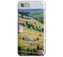 Dogtown, Cape Ann, Massachusetts by Louise Upton Brumback iPhone Case/Skin