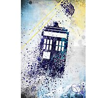 Dematerializing Doctor Photographic Print