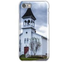 South Perinton County Church iPhone Case/Skin