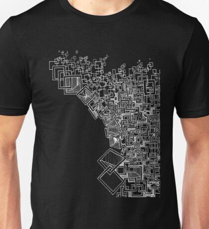 Curvy boxes  Unisex T-Shirt