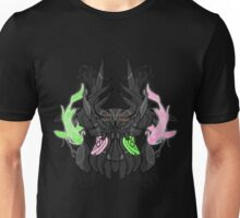 THE PINK AND GREEN KOI Unisex T-Shirt