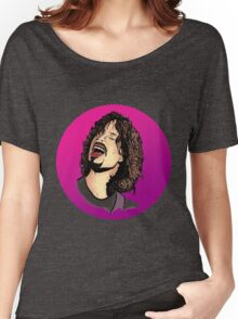 Chris Cornell - Soundgarden, Audioslave, Temple of the Dog Women's Relaxed Fit T-Shirt