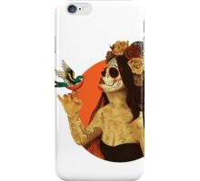 Calavera Princess iPhone Case/Skin