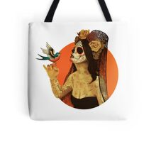 Calavera Princess Tote Bag