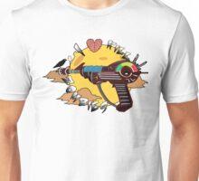 I Love Kill Zombies. Unisex T-Shirt