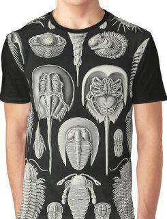 Aspidonia - Ernst Haeckel Graphic T-Shirt