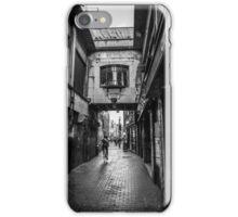 Street shot iPhone Case/Skin