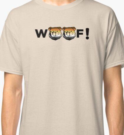 Robust WOOF black Classic T-Shirt