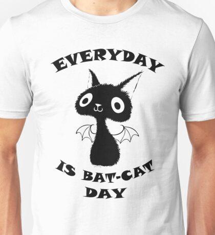 Everyday is Bat-Cat Day Unisex T-Shirt