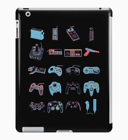 Gaming Legacy iPad Case/Skin