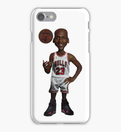MJ - Basketball iPhone Case/Skin