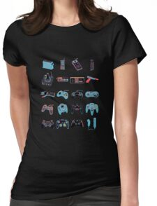 Gaming Legacy Womens Fitted T-Shirt
