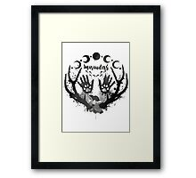 Marauders. Framed Print