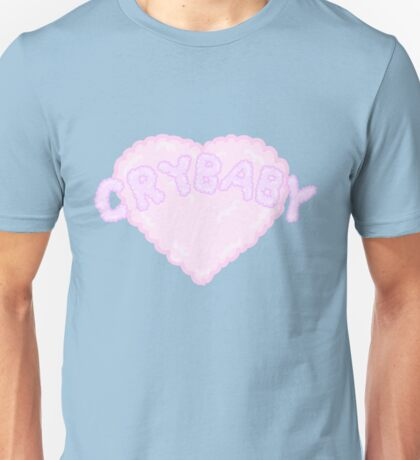 Crybaby's cotton candy heart Unisex T-Shirt