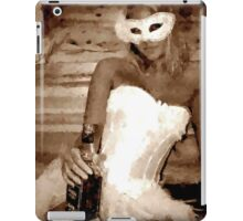 After the Show iPad Case/Skin