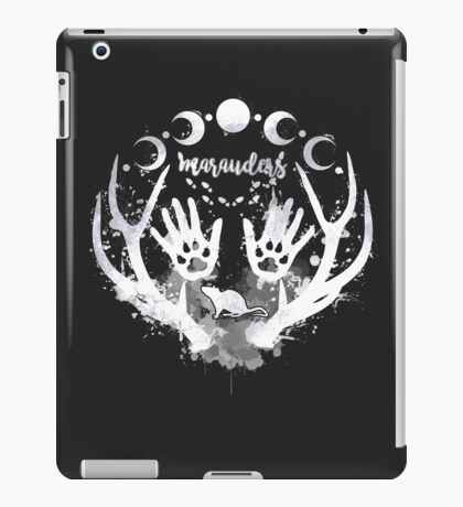 Marauders. iPad Case/Skin