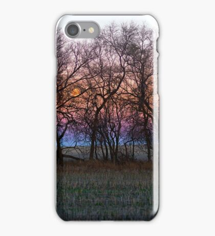 Dusk Hues iPhone Case/Skin