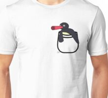 Pocket Penguin Unisex T-Shirt